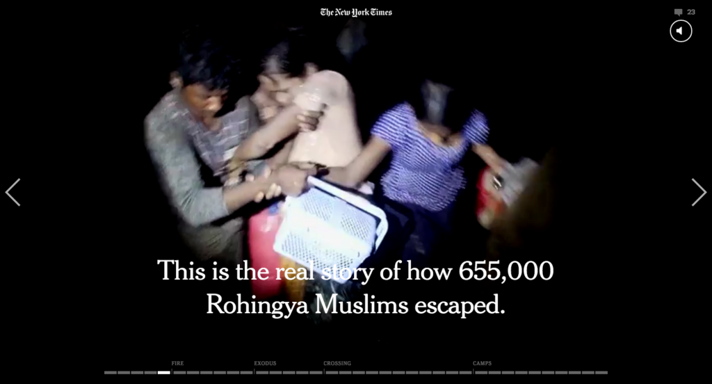 Rohingya 2 / Nytimes.com