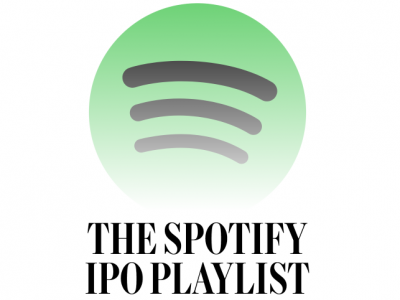 The Spotify IPO Playlist