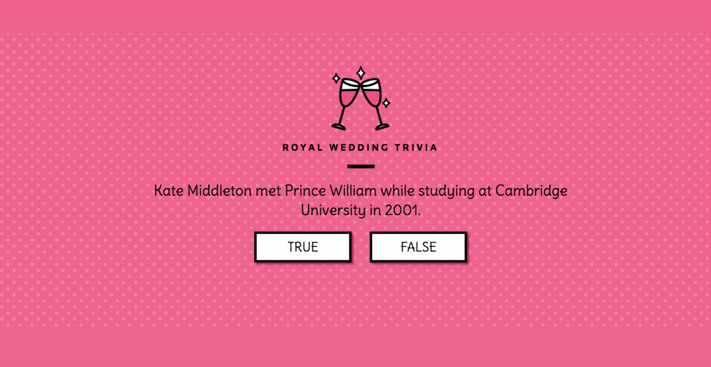 A look back at previous royal weddings - trivia by Reuters