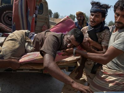The Tragedy of Saudi Arabia's War in Yemen