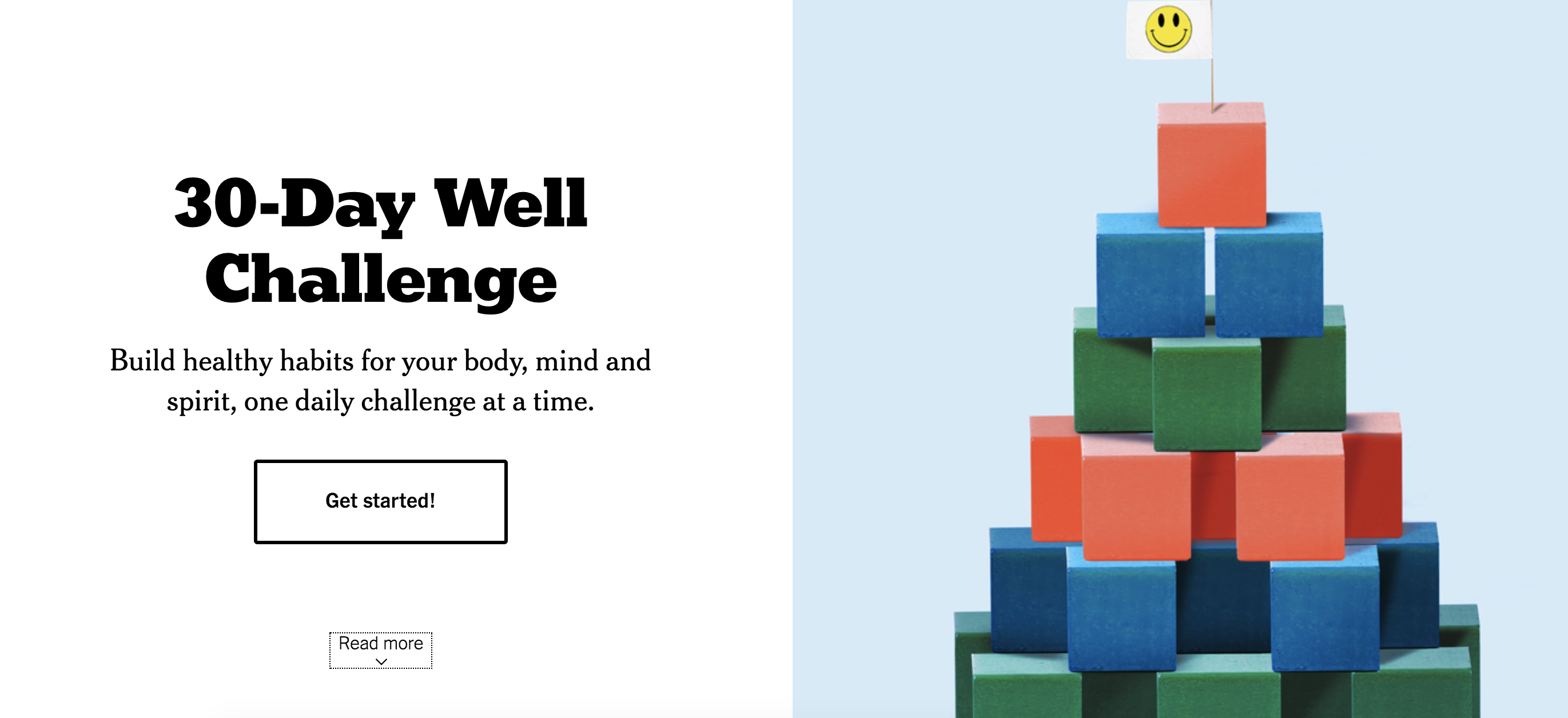 well-challenge-newsletter-nytimes