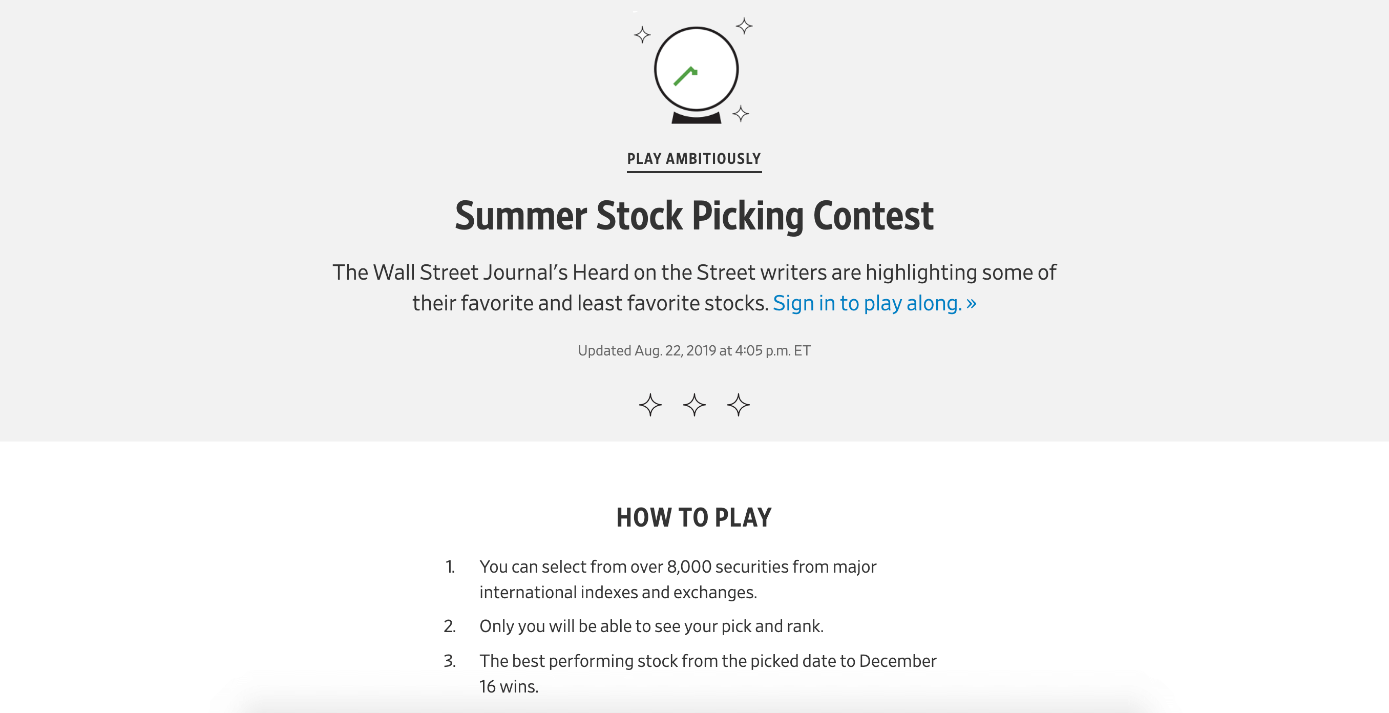 summer-stock-contest-wsj