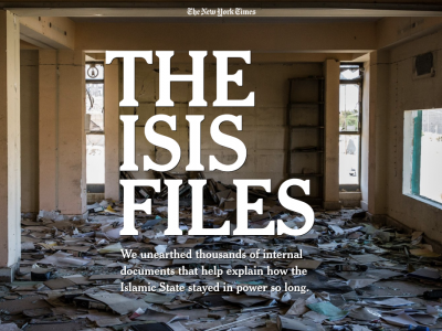The ISIS Files