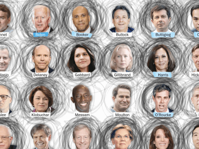 How 59 Iowans see the 2020 Democratic field