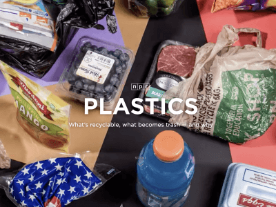 Plastics: What's recyclable, what becomes trash