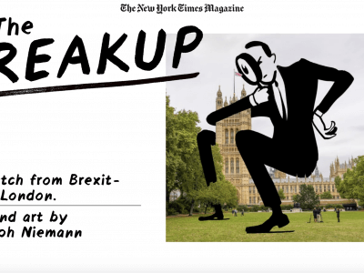 The Illustrated Guide to Brexit